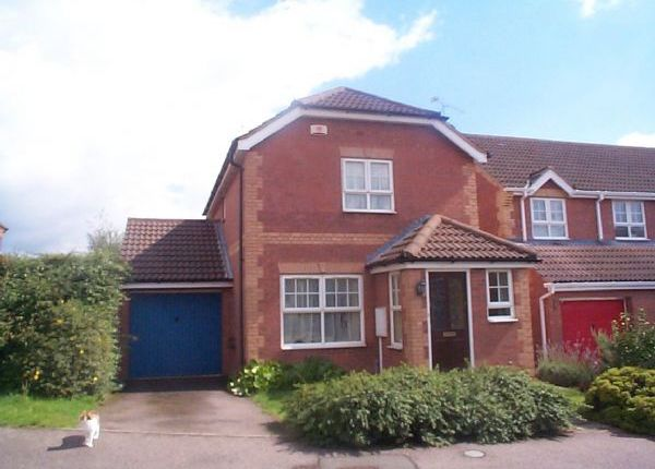 Thumbnail Detached house to rent in Franklin Way, Daventry