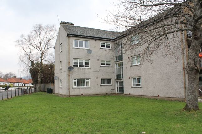 Thumbnail Flat to rent in Nursery Street, Helensburgh
