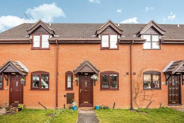 Thumbnail Terraced house to rent in School Lane, Trefonen, Oswestry