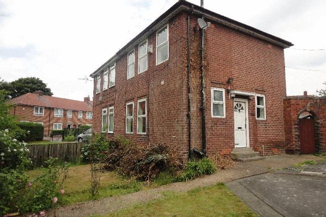Thumbnail Semi-detached house to rent in Stamfordham Road, Westerhope, Newcastle Upon Tyne