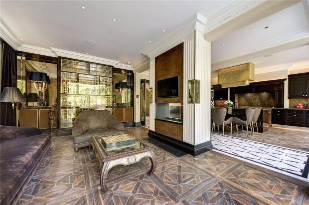 Thumbnail Detached house to rent in Lambourne Avenue, Wimbledon Village, Wimbledon