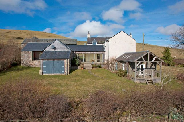 Thumbnail Detached house for sale in Easter Bankhead, Path Of Condie, Forgandenny, Perthshire