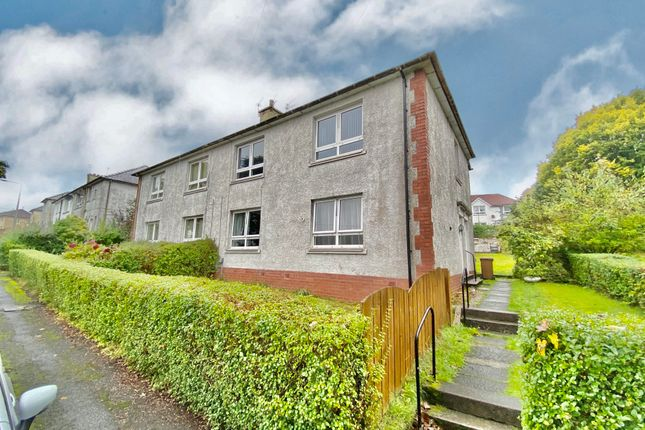 1 bed flat for sale in Sycamore Drive, Parkhall, Clydebank G81