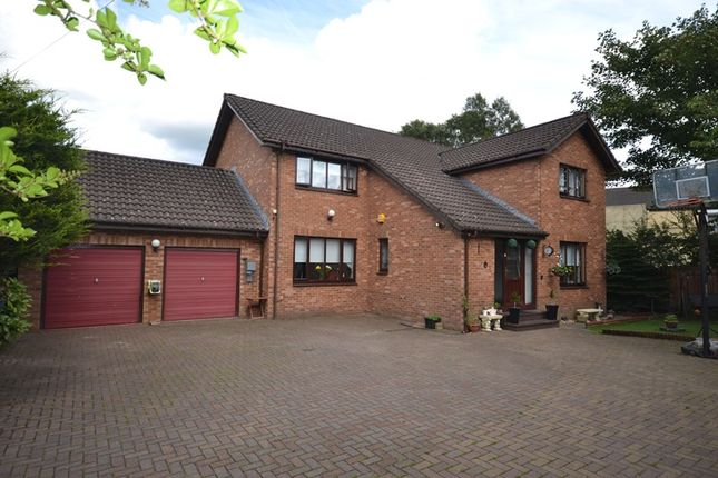 Thumbnail Detached house for sale in North Road, Cumbernauld