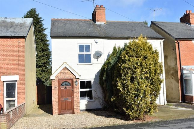 Thumbnail Semi-detached house for sale in Vale Road, Camberley, Surrey