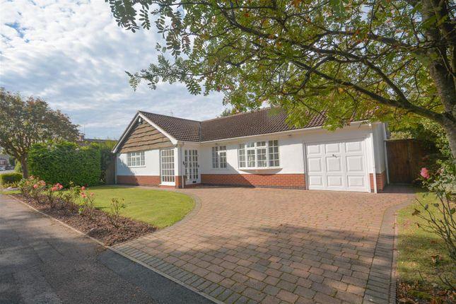 Thumbnail Detached bungalow for sale in The Paddocks, Edwalton, Nottingham