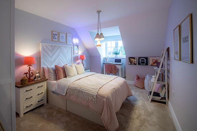 Bedroom 3 of Plot 118 - The York, Sheerlands Road, Finchampstead RG40