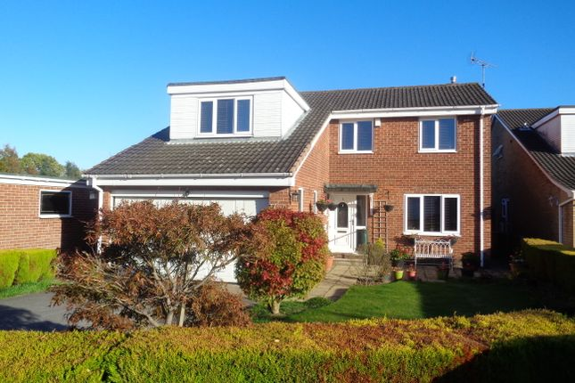Thumbnail Detached house for sale in Glendale Close, Kirk Ella, Hull