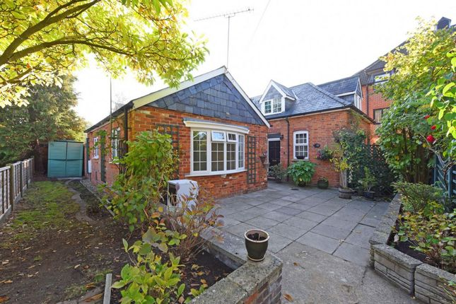 Thumbnail Bungalow for sale in Albert Road, Farnborough