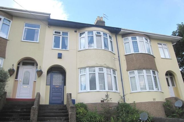 Thumbnail Terraced house to rent in North Road, Saltash, Cornwall