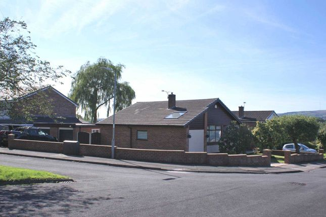 Thumbnail Detached bungalow for sale in Chale Green, Harwood