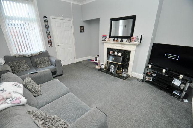 Lounge of Nora Street, South Shields NE34