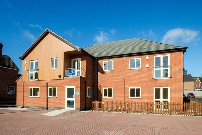 1 bed flat for sale in Wharf Road, Gnosall, Stafford