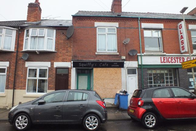 Thumbnail Restaurant/cafe to let in Bridge Road, Leicester
