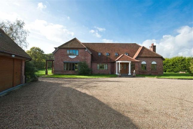 Thumbnail Detached house for sale in Clacton Road, Weeley Heath, Clacton-On-Sea