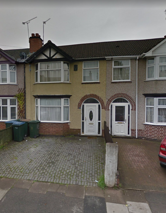 Thumbnail Terraced house to rent in Armstrong Avenue, Coventry, West Midlands