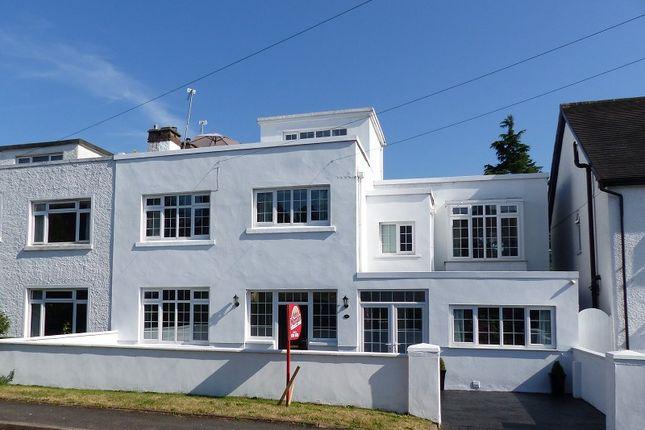 Thumbnail Semi-detached house for sale in Walters Road, Bridgend, Bridgend.