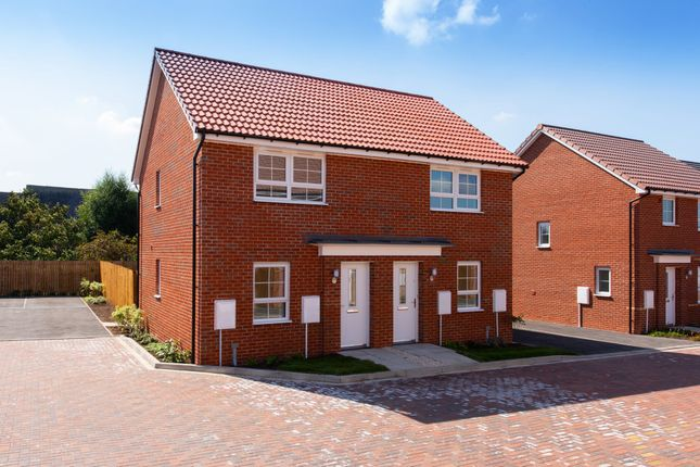 """Thumbnail End terrace house for sale in """"Kenley"""" at The Long Shoot, Nuneaton"""