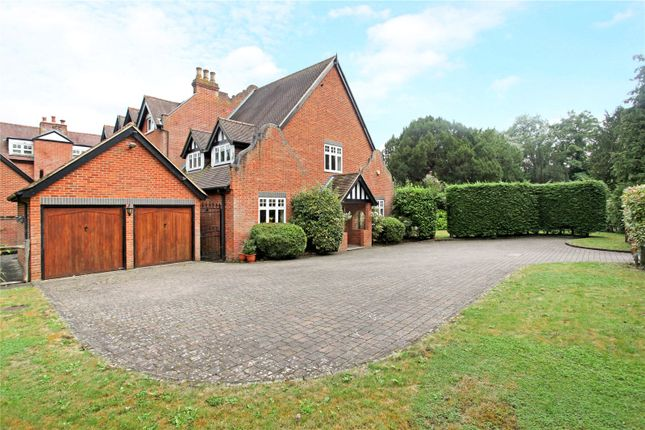 Thumbnail Semi-detached house for sale in Woodhill, Send, Woking, Surrey