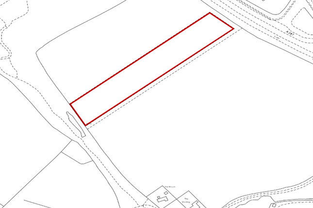 Thumbnail Land for sale in Hook Road, North Warnborough, Hook, Hampshire