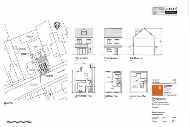 Land for sale in Duke Street, South Normanton, Alfreton