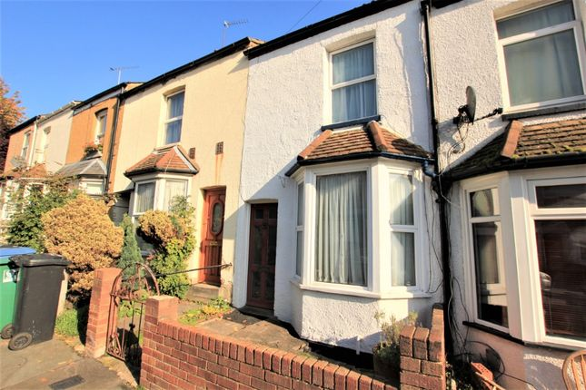 Thumbnail Terraced house for sale in Liverpool Road, West Watford, Watford