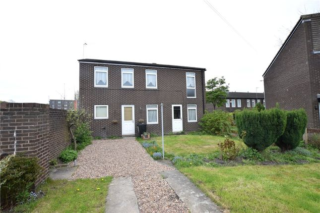 Thumbnail Semi-detached house to rent in Stocks Approach, Leeds, West Yorkshire