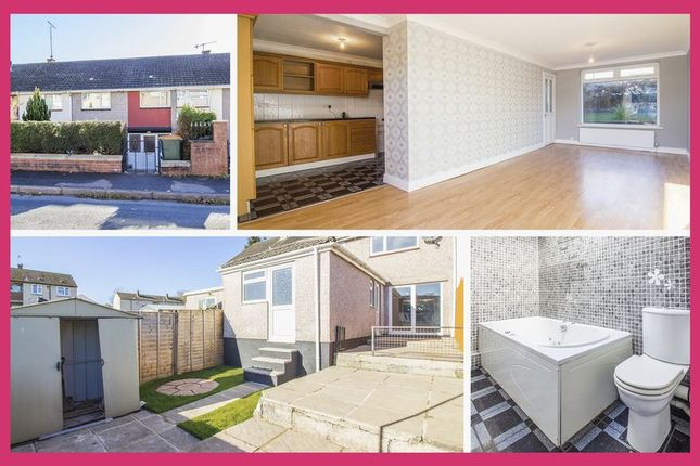 Thumbnail Terraced house for sale in Darent Close, Bettws, Newport