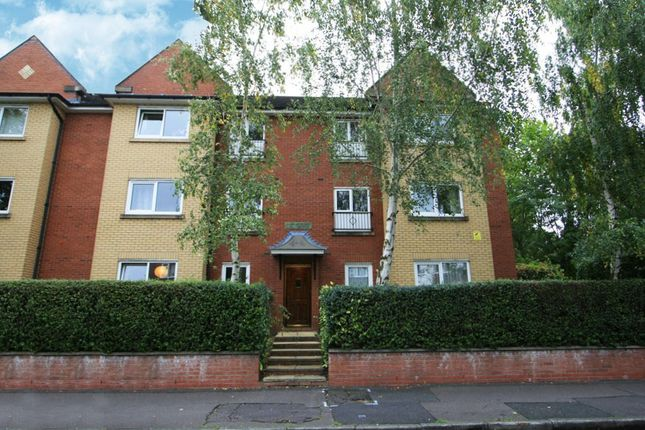Thumbnail Flat for sale in Whiteoak Road, Manchester