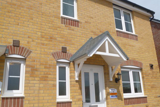 3 bed semi-detached house to rent in Parc Penderi, Penllergaer, Swansea SA4