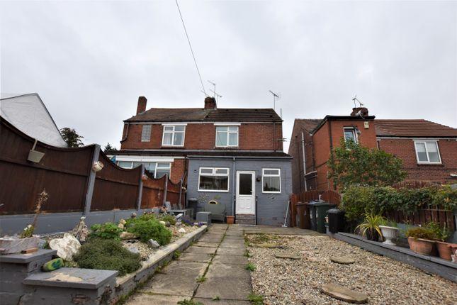 Thumbnail Semi-detached house for sale in Tingle Bridge Lane, Hemingfield, Barnsley