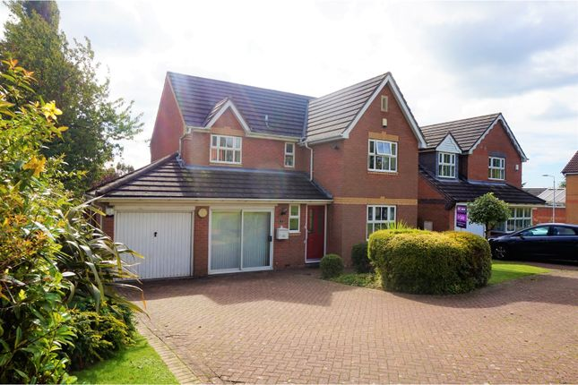 Thumbnail Detached house for sale in Whitegates Way, Huthwaite, Sutton-In-Ashfield