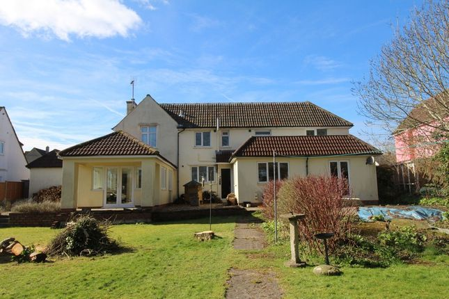 Thumbnail Detached house for sale in Malmesbury Road, Chippenham