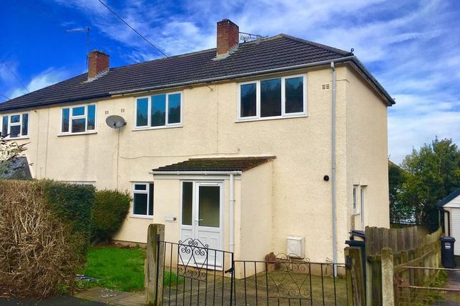 Thumbnail Semi-detached house to rent in Coronation Road, Banwell