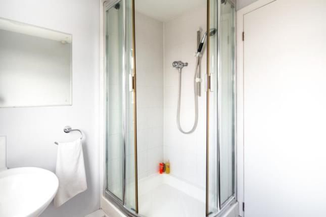 Shower Room of Beaconsfield Road, Chatham, Kent ME4