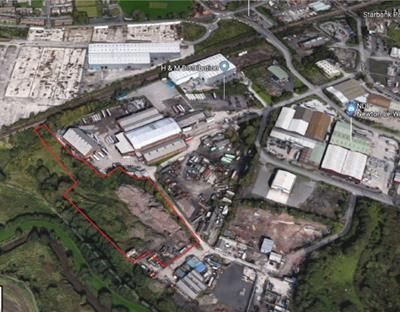 Thumbnail Land for sale in Land At The Old Sugar Works, Junction Lane, Newton-Le-Willows, Merseyside