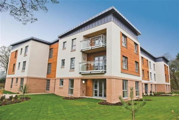 Thumbnail Flat for sale in The Pines, Doonholm Road, Alloway