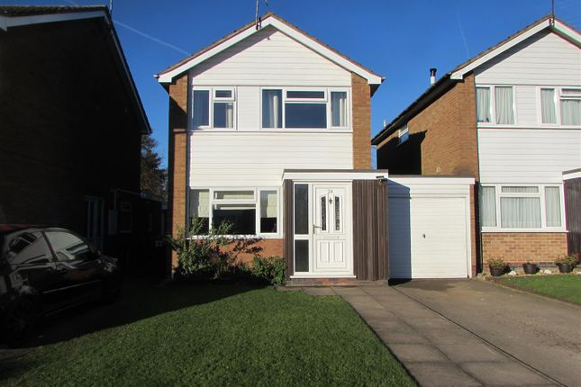 Thumbnail Link-detached house for sale in Mount Road, Cosby, Leicester