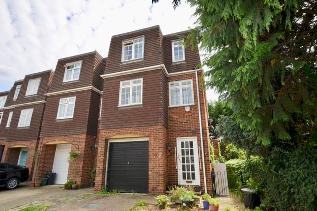 Thumbnail Town house for sale in Thatcher Close, West Drayton