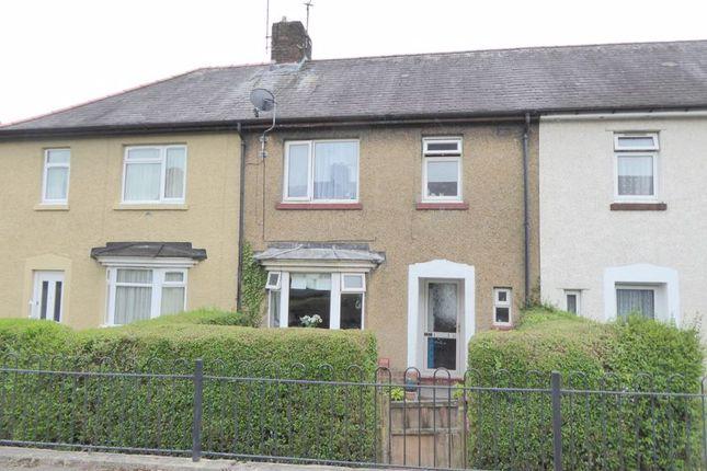 3 bed terraced house for sale in Ffordd Tegai, Bangor LL57