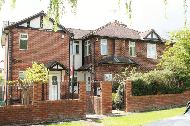 Thumbnail Maisonette to rent in Stanley Terrace, Knutsford Road, Alderley Edge