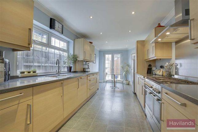 Thumbnail Terraced house for sale in Wilson Street, London
