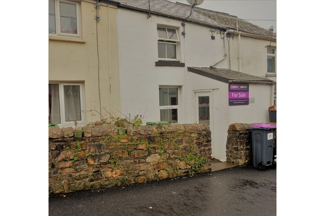 Thumbnail Terraced house for sale in Chapel Road, Pontypool