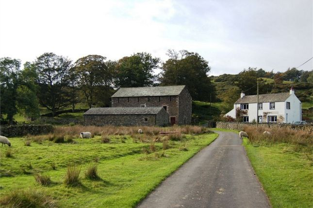 Thumbnail Barn conversion to rent in Howes Beck Barn, Millcrags, Bampton