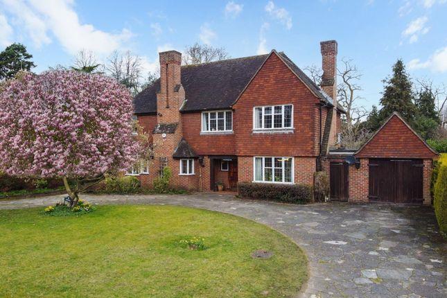 Thumbnail Detached house for sale in Park Close, Ashley Park, Walton On Thames