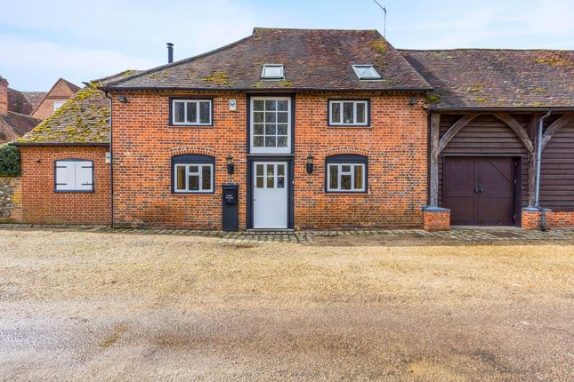 Thumbnail Barn conversion to rent in Harleyford Lane, Marlow