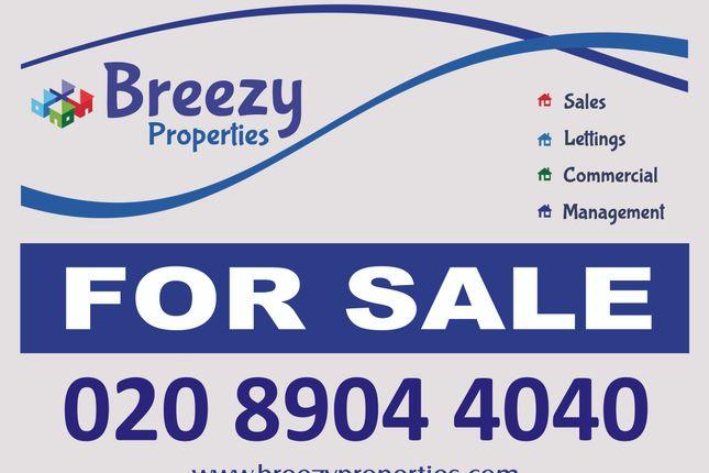 Thumbnail Semi-detached house for sale in Bridgeway, Wembley