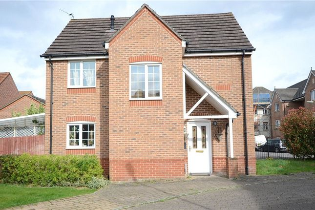 Thumbnail Detached house for sale in Fawn Drive, Aldershot, Hampshire