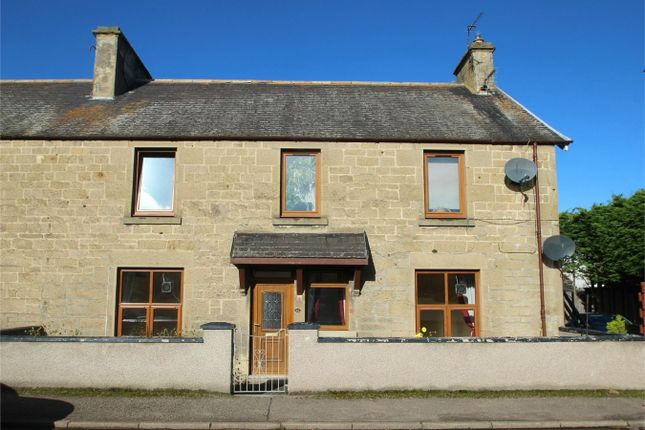 Thumbnail Flat for sale in Ashgrove Road, Elgin, Moray