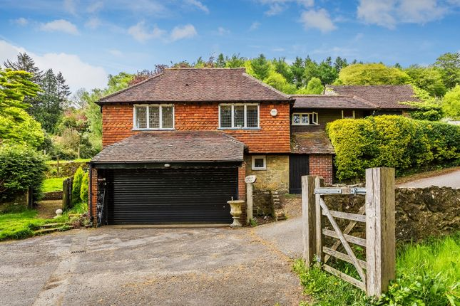 Thumbnail Detached house to rent in Copyhold Lane, Haslemere